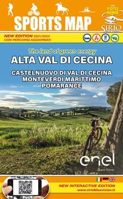 SPORT MAP Castelnuovo Val Di Cecina